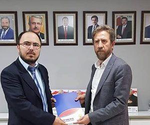AK Parti Eskişehir Milletvekilliği Aday Adaylığı başvurusu
